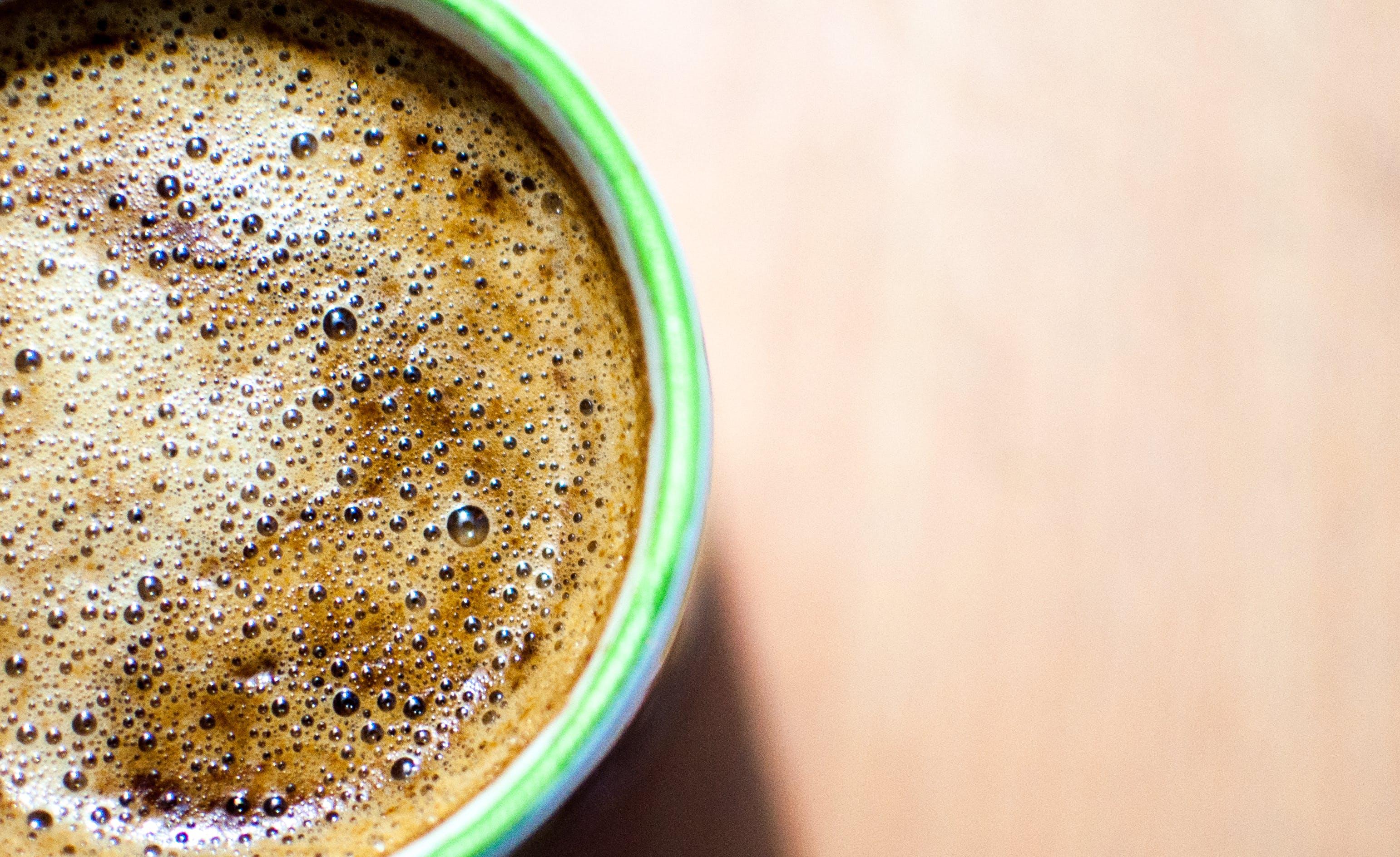 Free stock photo of coffee, coffee cup, coffee table