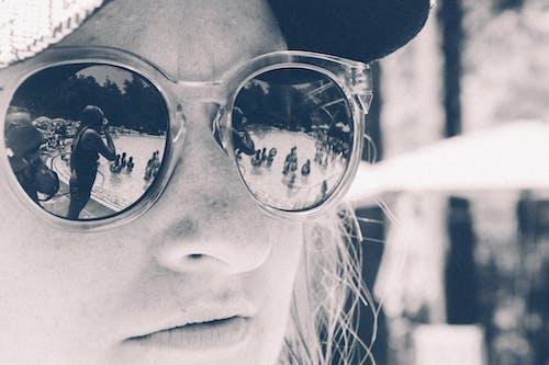 Photos gratuites de femelle, femme, individu, lunettes de soleil