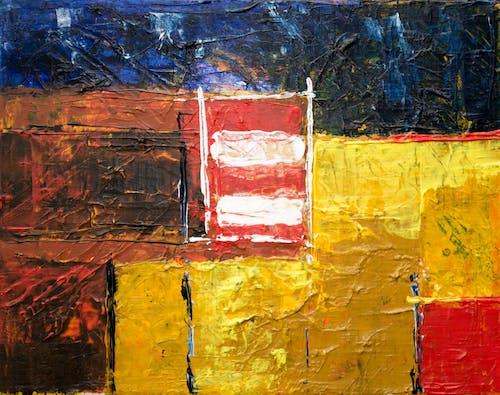 Fotobanka sbezplatnými fotkami na tému abstraktná maľba, akrylová farba, dizajn, maľba