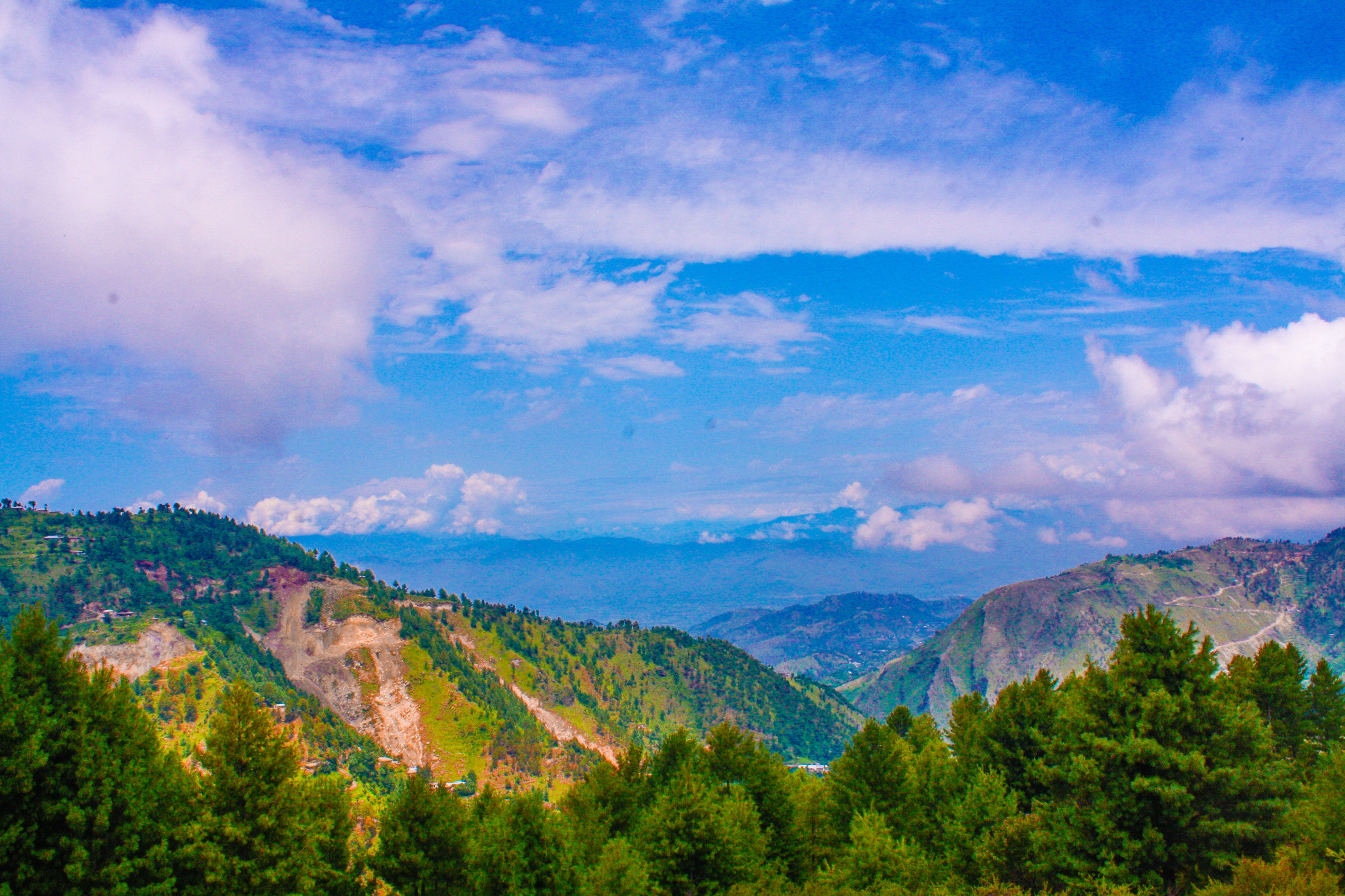 Free stock photo of beautiful view, city view, desktop wallpaper, grass land