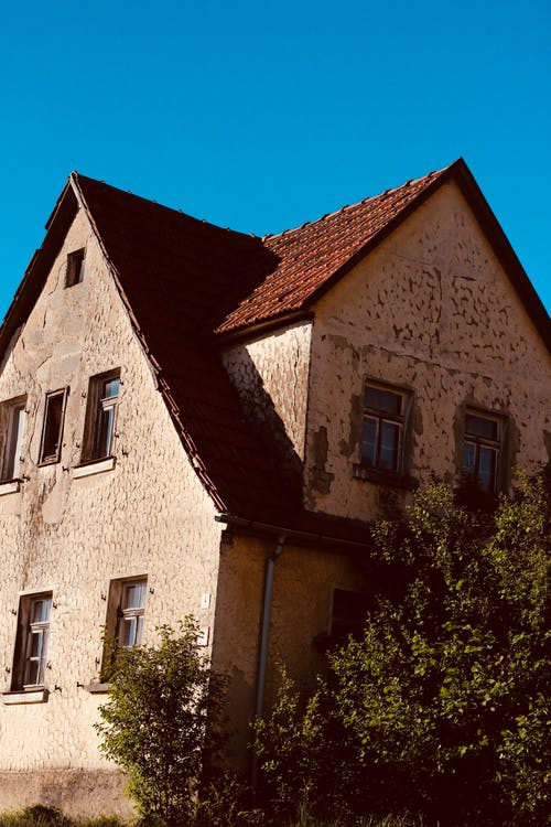 Kostnadsfri bild av gammalt hus