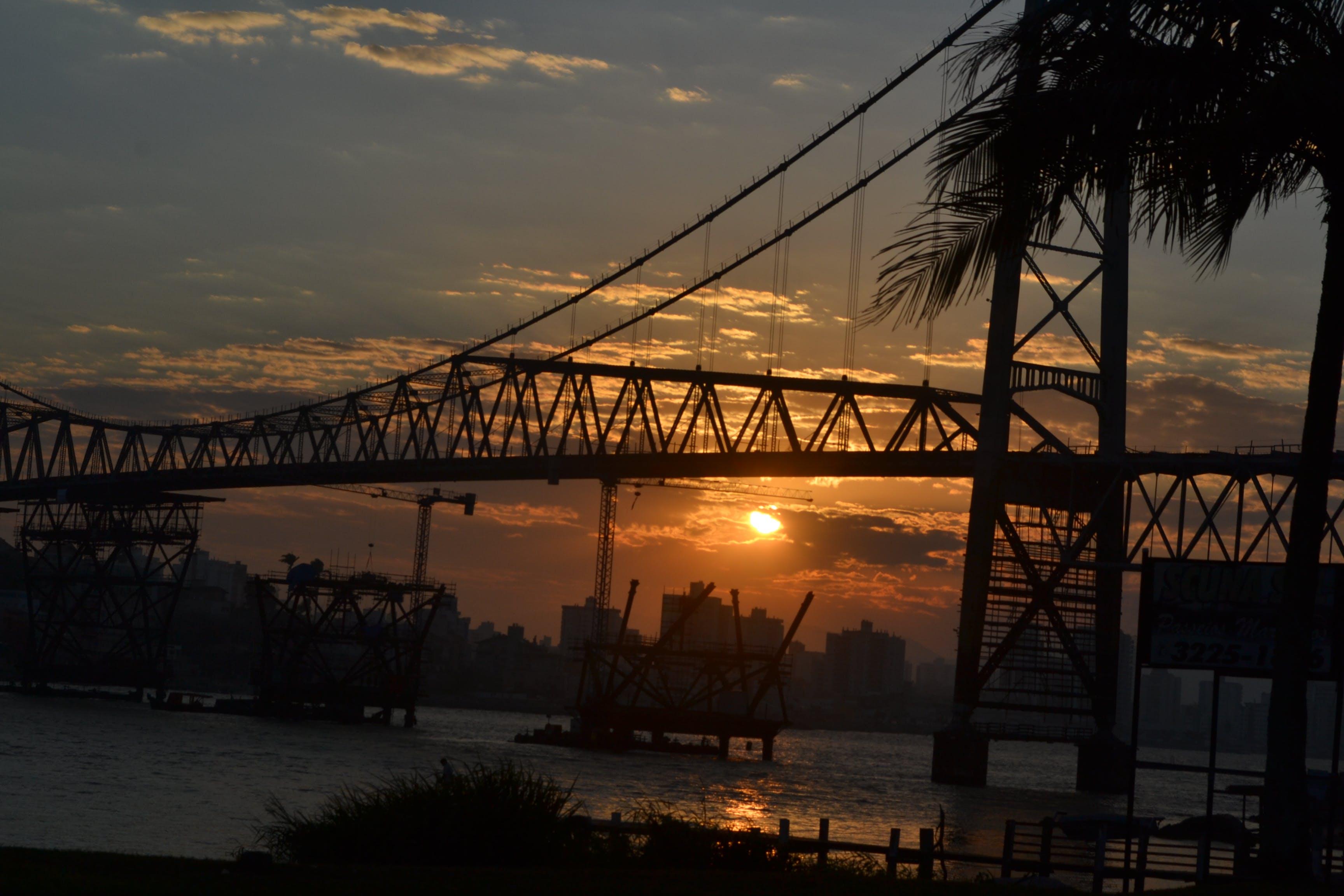 Free stock photo of #sun, #summer, #bridge