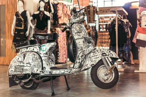 さびた, イタリア, オートバイ, カルチャーの無料の写真素材