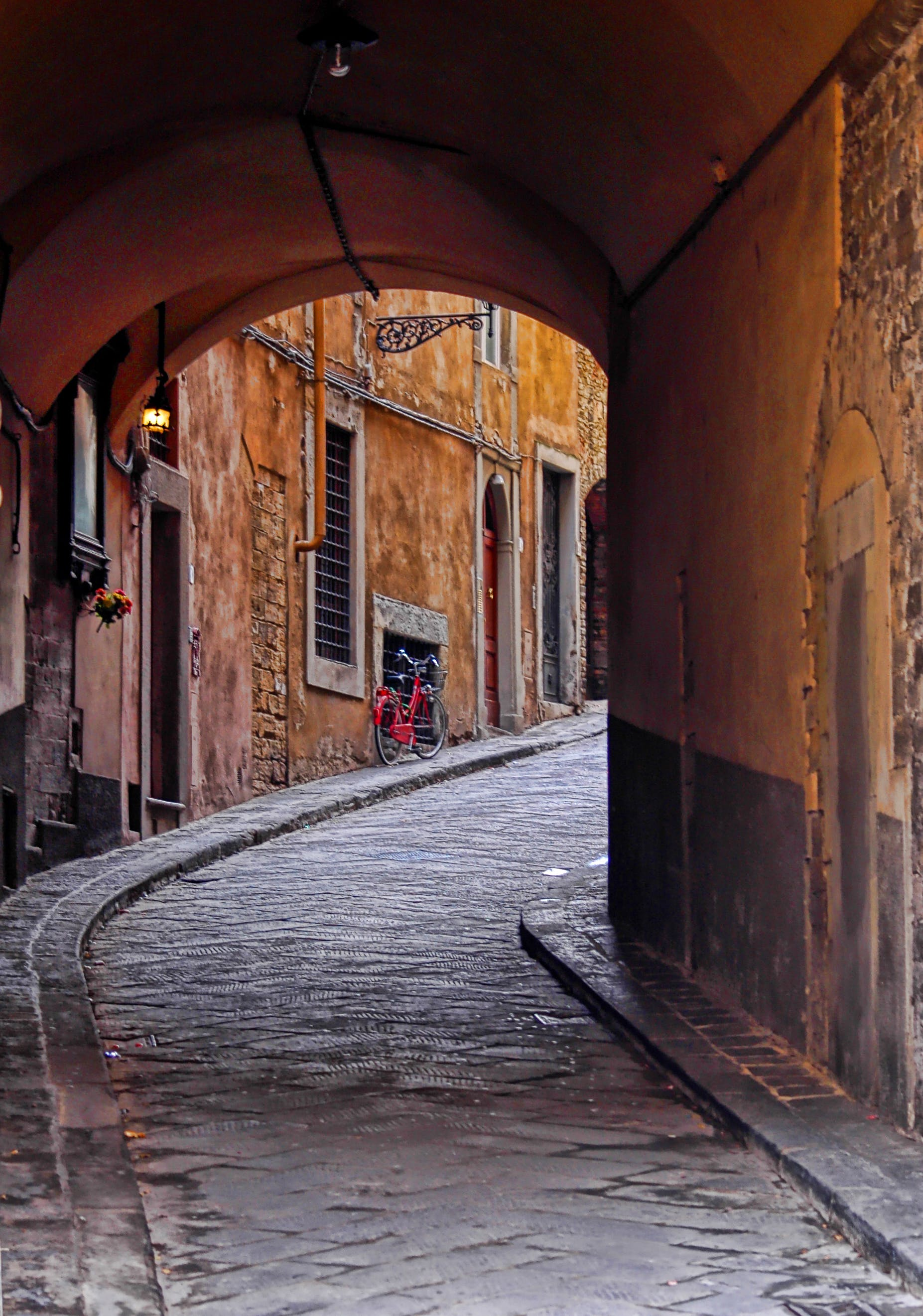 Free stock photo of firenze, florence, italy, ochre