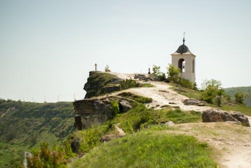 Ingyenes stockfotó kolostor, magányos kolostor, templom témában