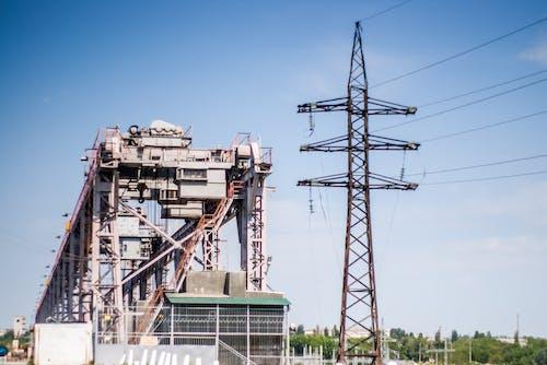 Free stock photo of hydropower
