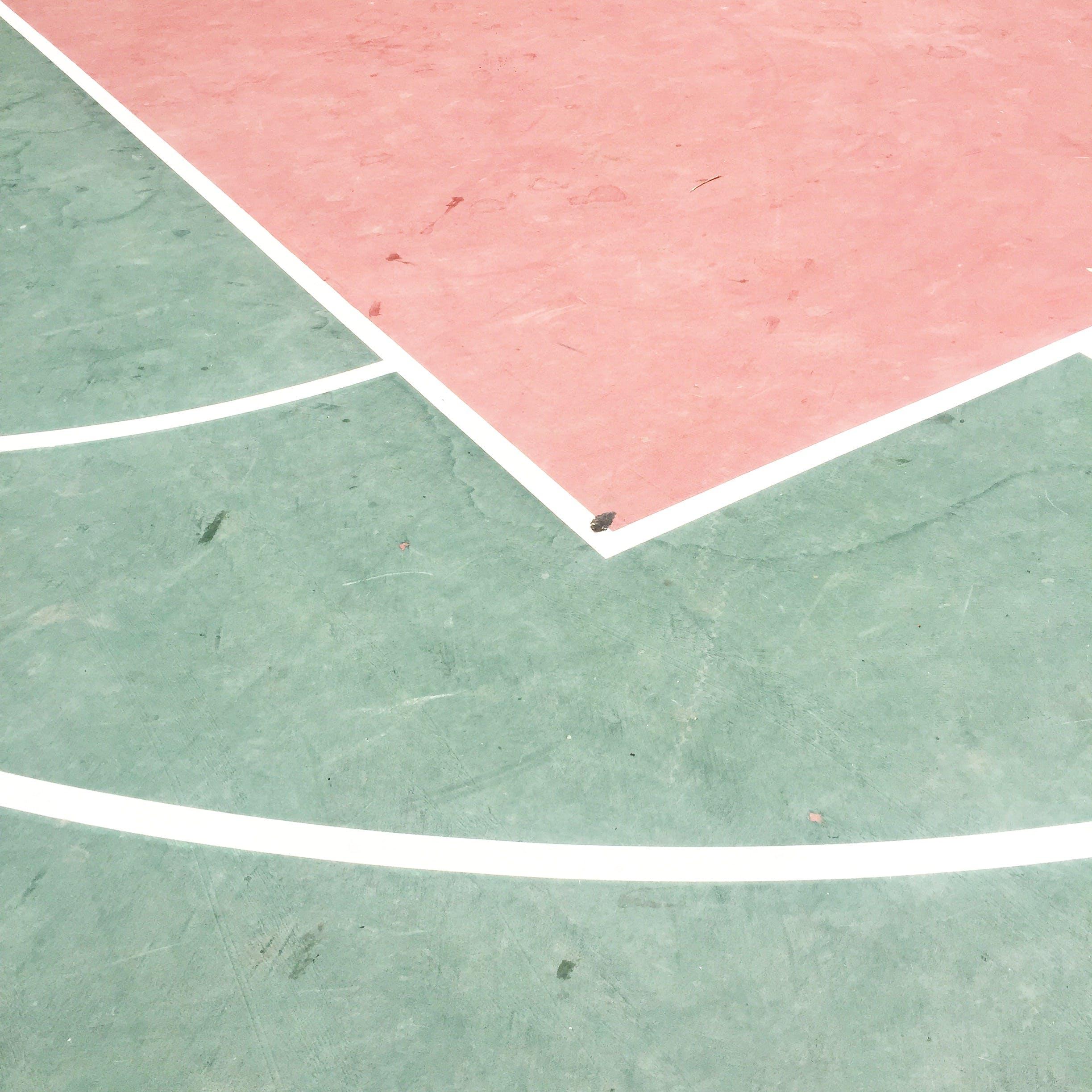 Kostenloses Stock Foto zu boden, gericht, tennis, tennis ball