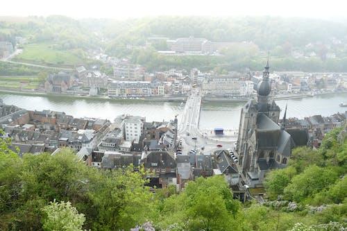 Imagine de stoc gratuită din ardennes, Belgia, biserică, cetate