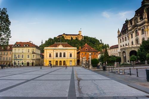 Бесплатное стоковое фото с архитектура, барокко, город, дом