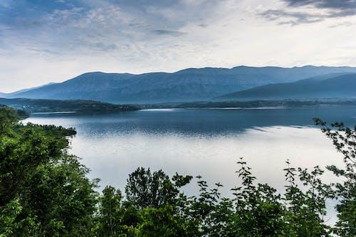 Immagine gratuita di acqua, alba, cielo, estate