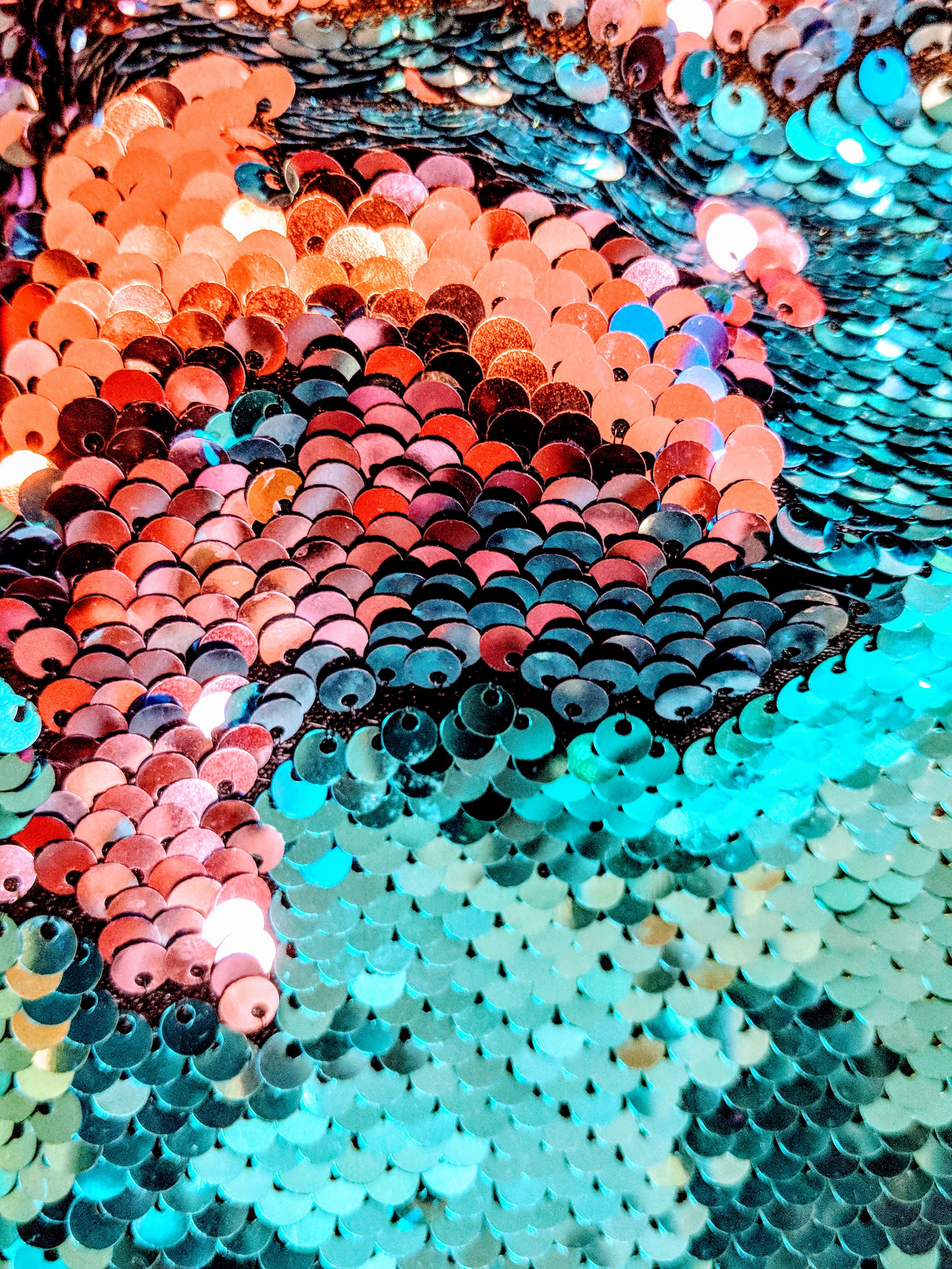 Multicolored Sequin Lot