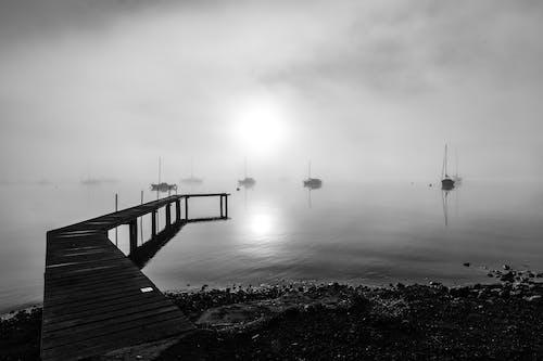 Beach Dock Photograph