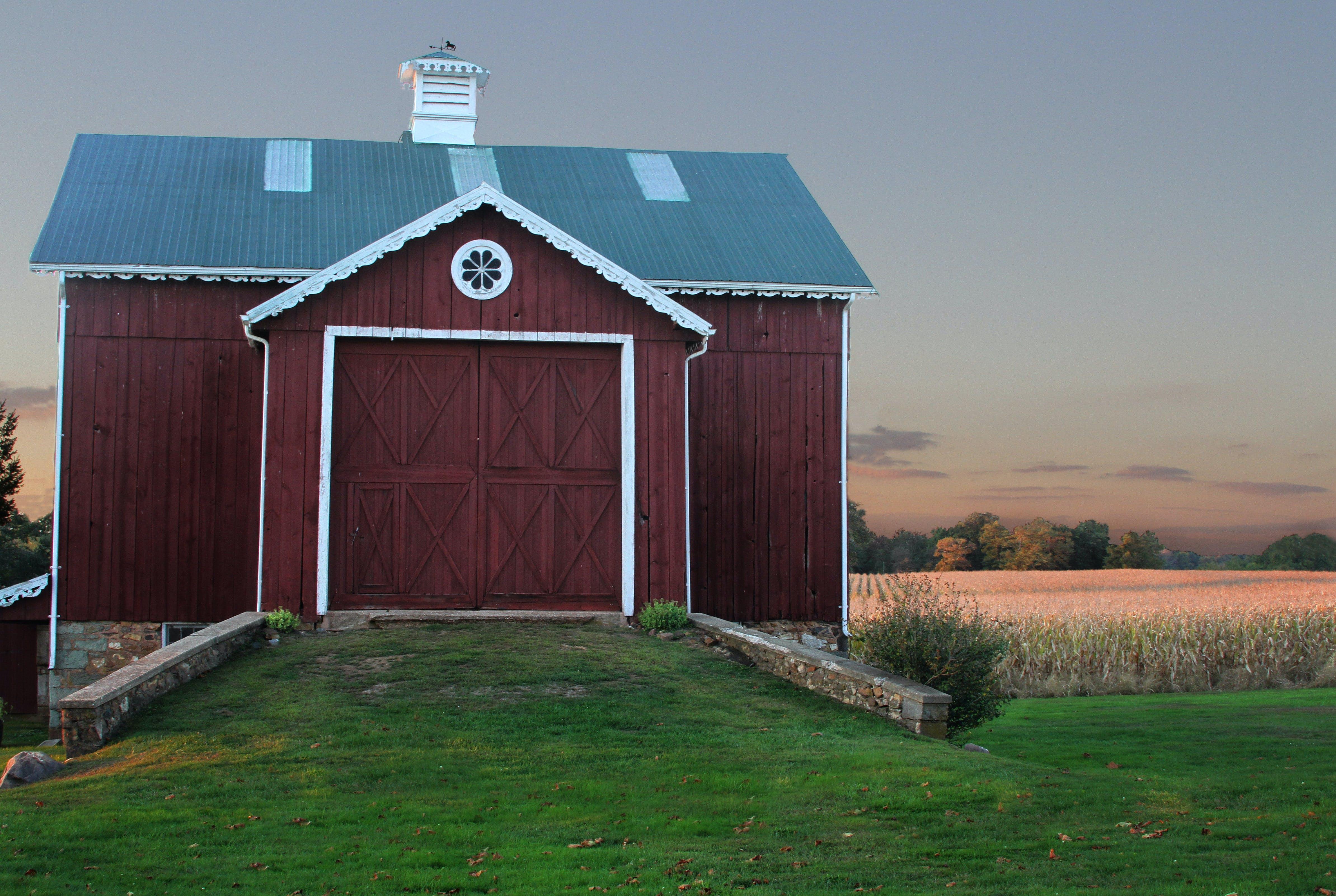 Photography of Barn