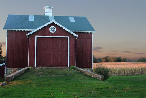 Photography of Barn