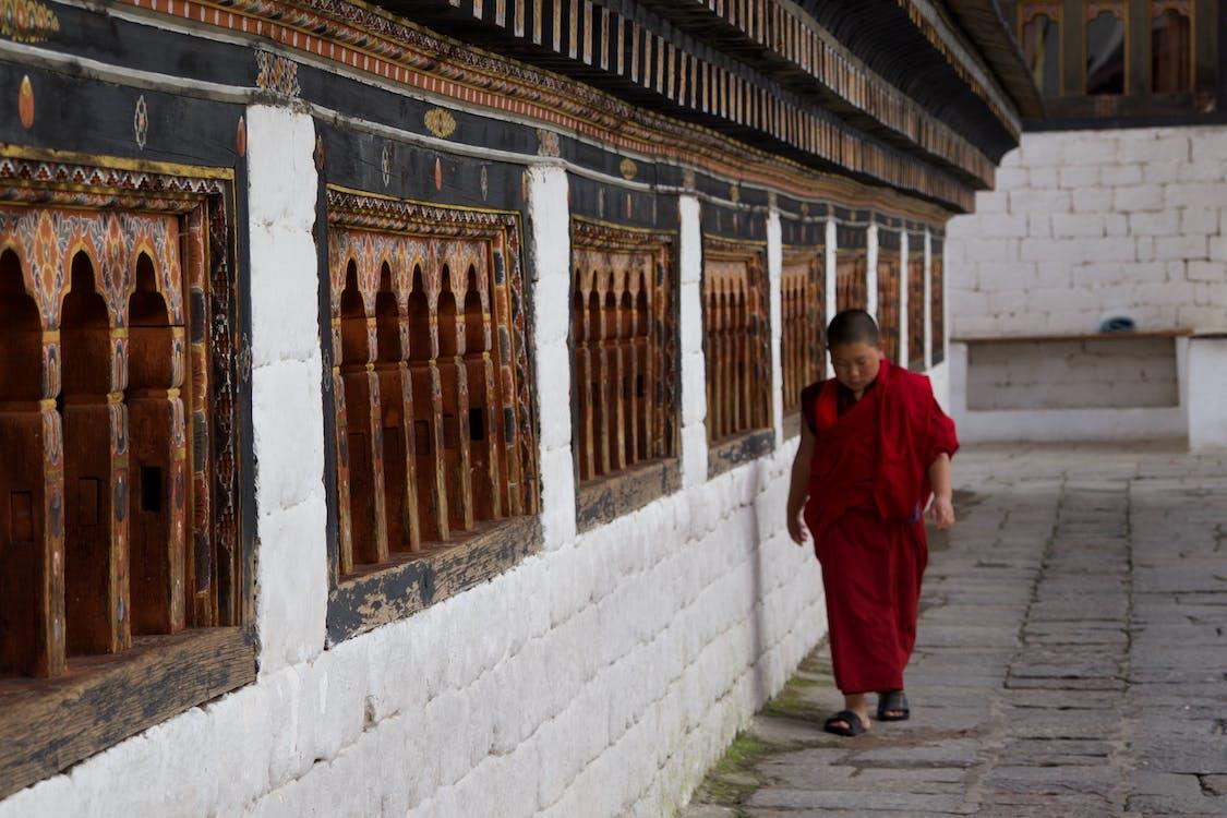 Free stock photo of bhutan, buddhism, buddhist