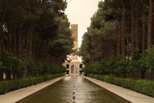 Gratis arkivbilde med arkitektur, by, dolat-abad garden, gate
