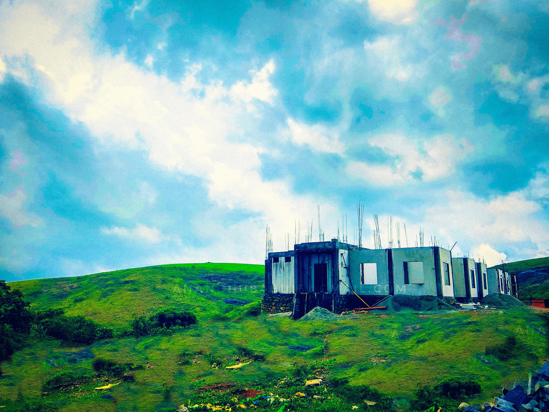 Free stock photo of hillside