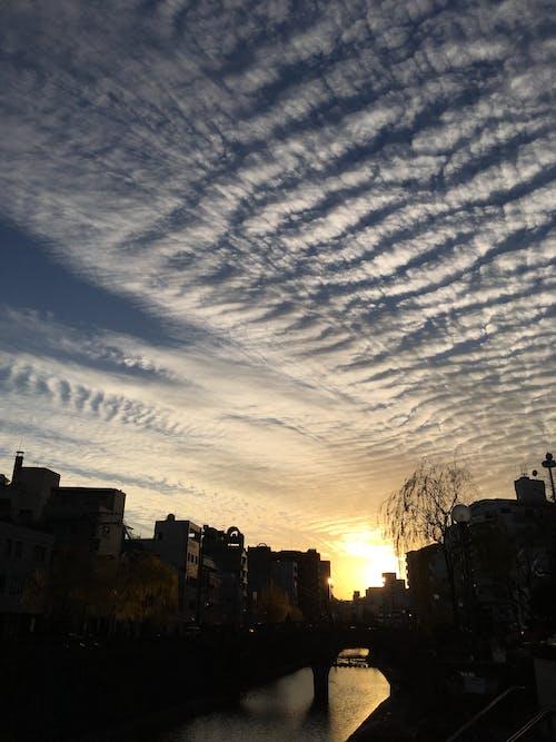 Ilmainen kuvapankkikuva tunnisteilla auringonlasku