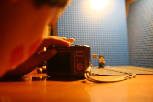 カメラ, ストップモーション, レゴ, 映画作りの無料の写真素材