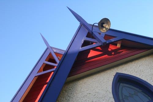 フリーハウス, 教会, 教会の屋根の無料の写真素材