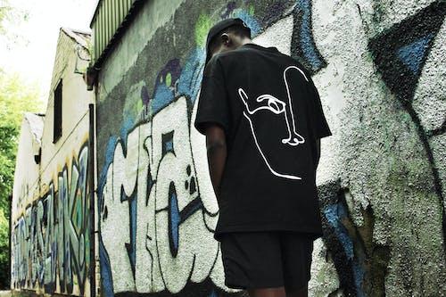 Бесплатное стоковое фото с африканский, городской, граффити, Заброшенное здание