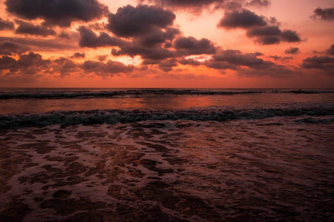 água, ao ar livre, areia