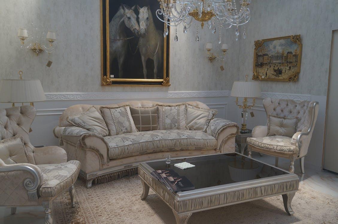 couch, design, drinnen
