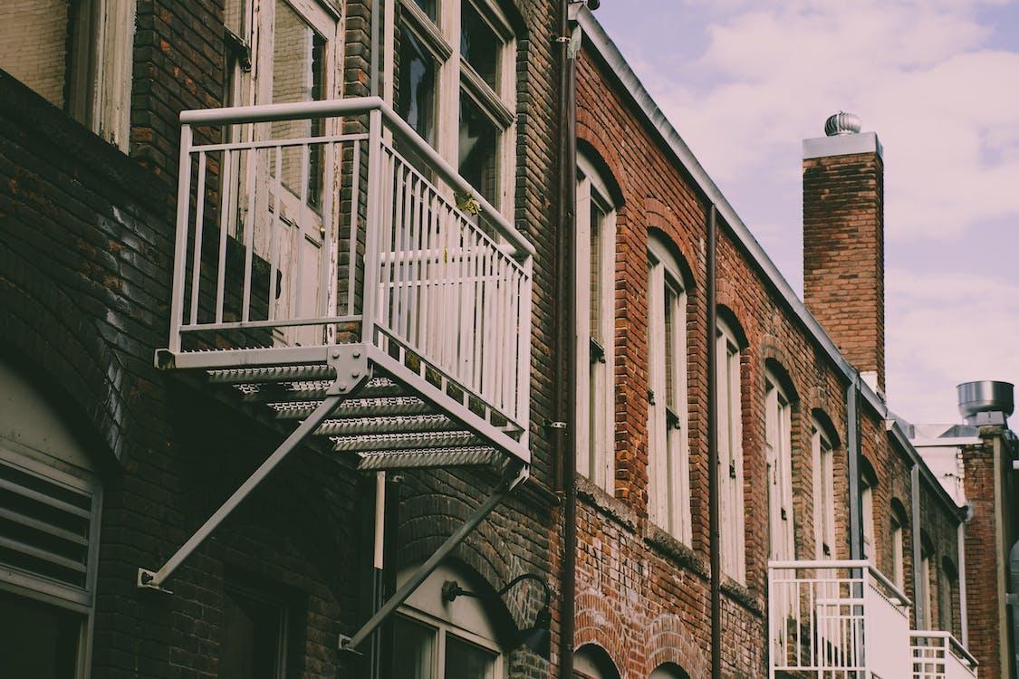 aparência, apartamento, arquitetura