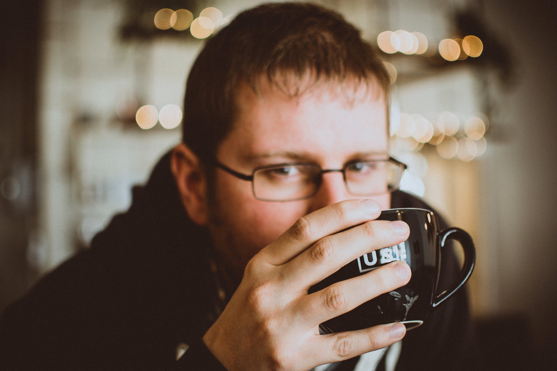 คลังภาพถ่ายฟรี ของ การผ่อนคลาย, การมอง, ชา, ดื่ม
