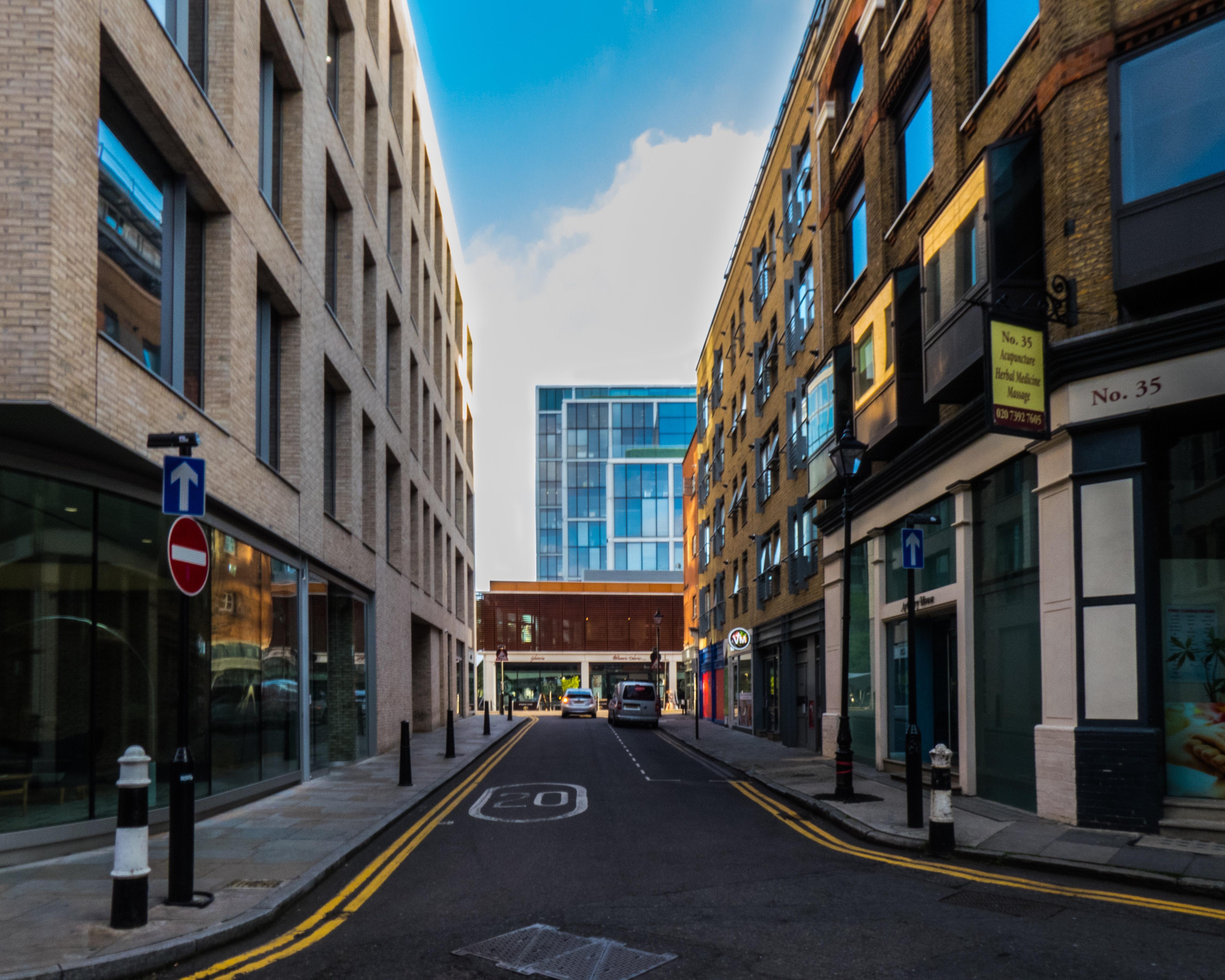 free stock photo of london londres oxford street
