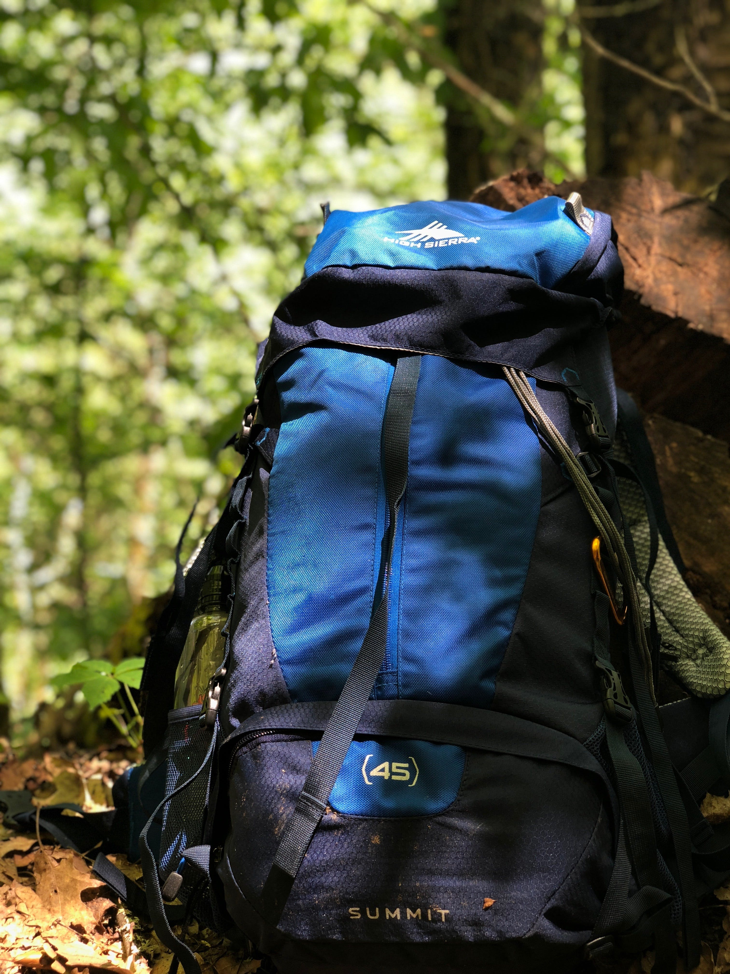 Free stock photo of backpacking, cherokee national forest, trails