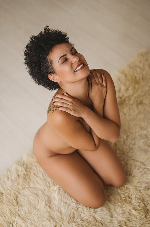 Photo Of Woman Wearing No Clothes