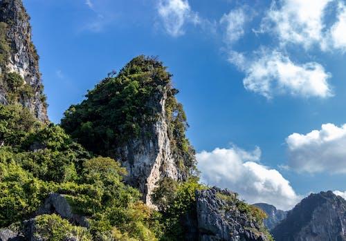 Kostenloses Stock Foto zu beeindruckend, berg, entspannung, himmel
