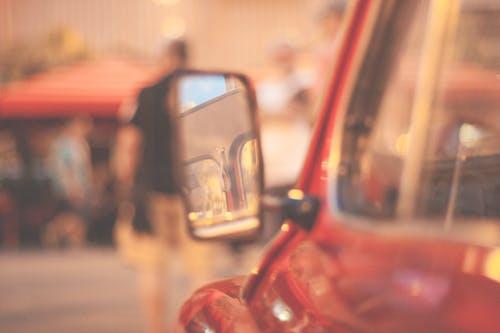 Ilmainen kuvapankkikuva tunnisteilla auto, Fiat, peili