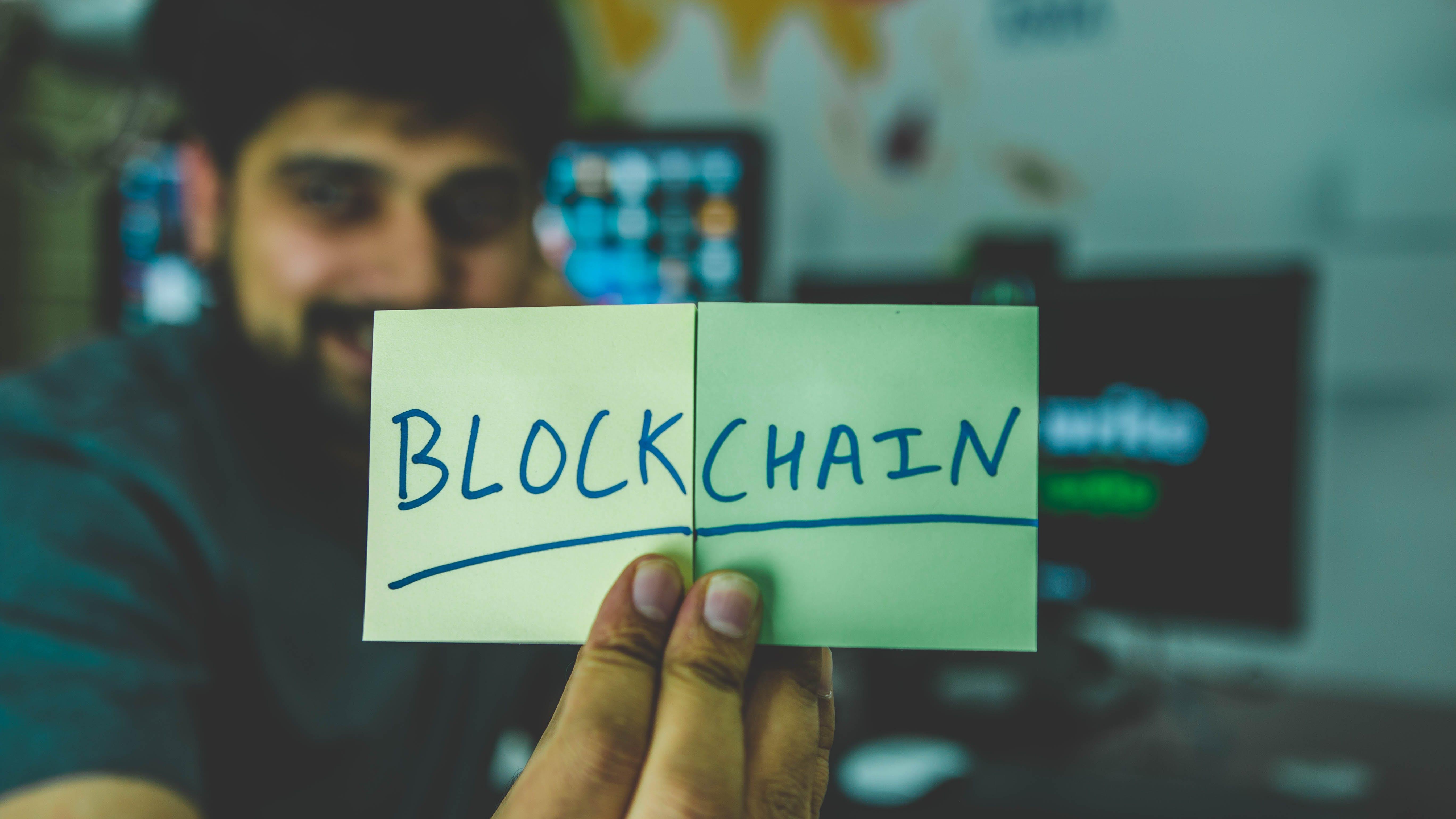 blockchain, computer, künstliche intelligenz