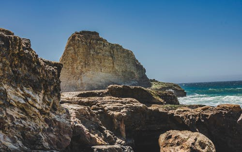 Free stock photo of cliff, cliff coast, earth, rocks