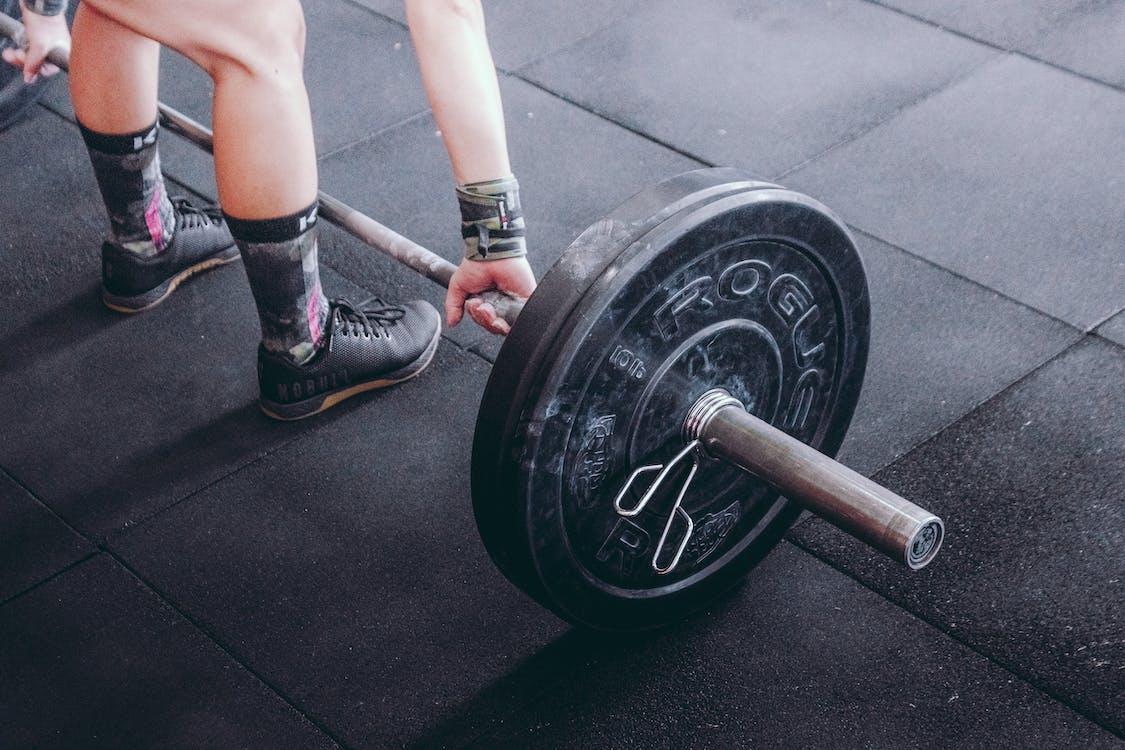antrenament, atlet, bărbat