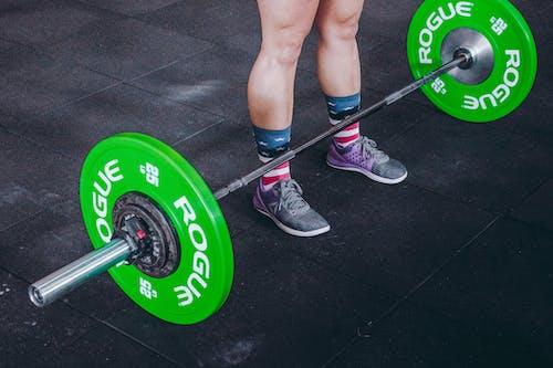 Immagine gratuita di acciaio, allenamento, atleta, attrezzatura