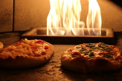 Kostnadsfri bild av brand, deg, flamma, het