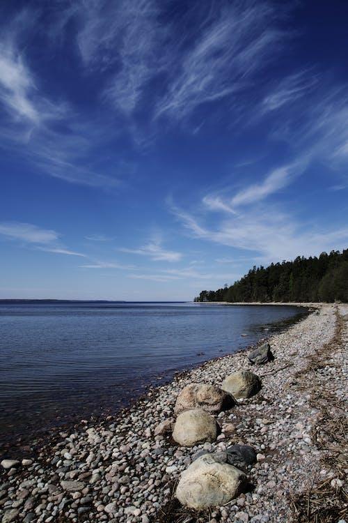 Imagine de stoc gratuită din apă, faleză, lumina zilei, mal