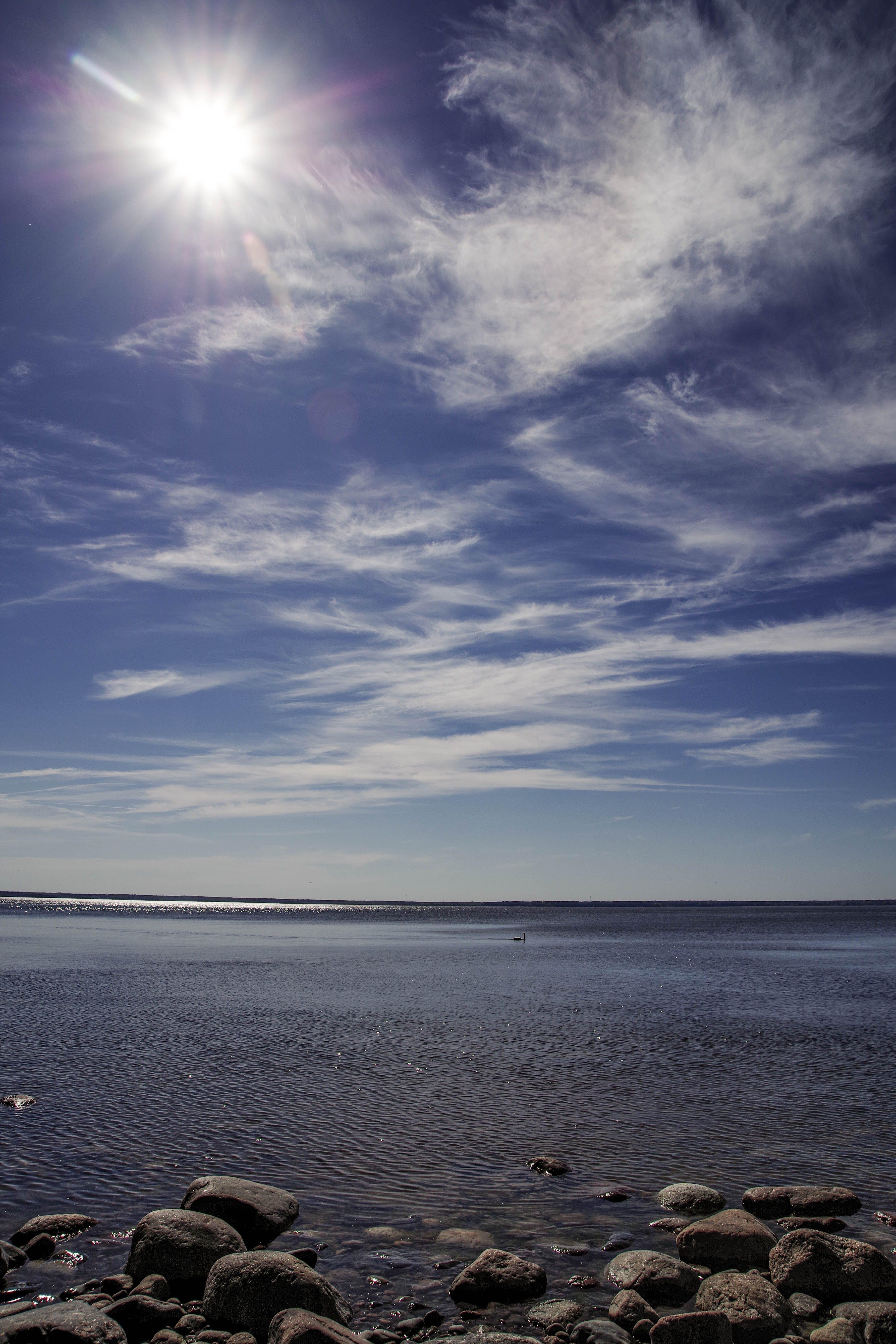 Ingyenes stockfotó ég, felhők, fényes, festői témában
