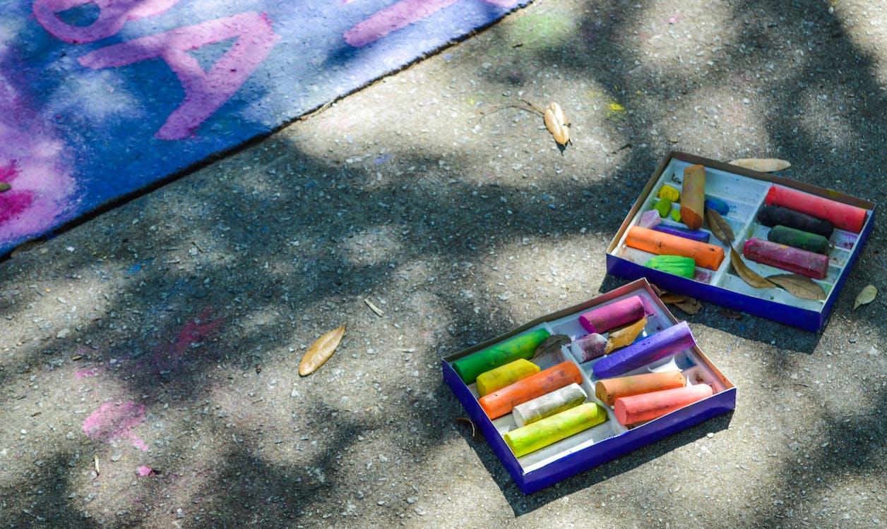 färger, konst, konstnärlig