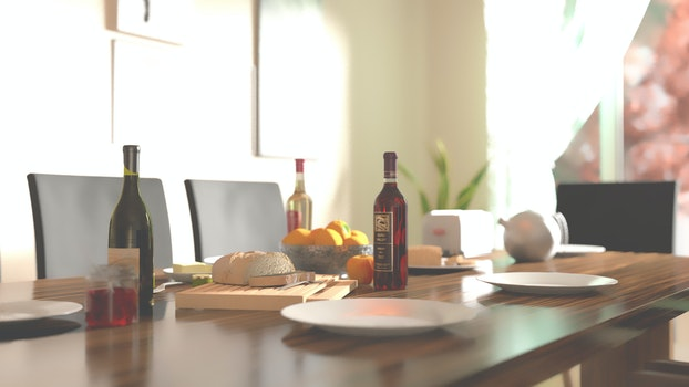 Free stock photo of food, morning, breakfast, bottle