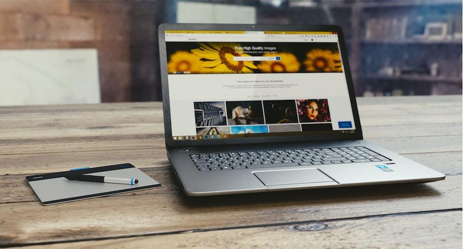 computer, internet, website