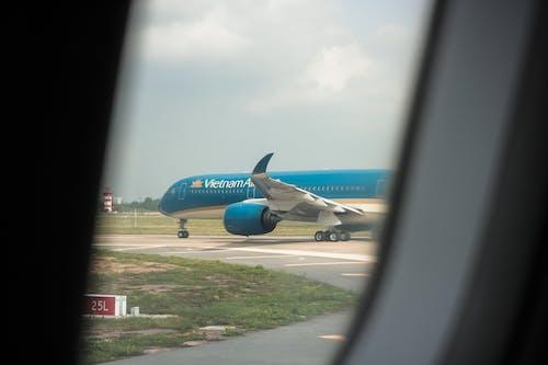 Free stock photo of aircraft, airport, flight, sky