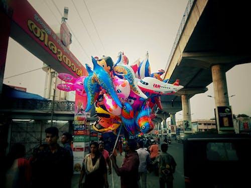 Darmowe zdjęcie z galerii z balon, balony, ernakulam, indie