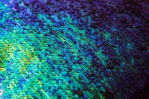 Darmowe zdjęcie z galerii z fioletowy, lśniący, niebieski, tekstura