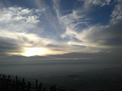 Foto stok gratis matahari terbit