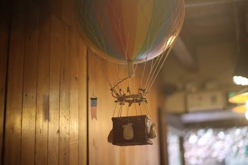 Gratis lagerfoto af luftballon