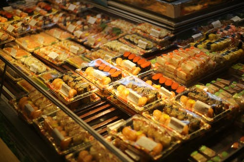 Gratis lagerfoto af sushi